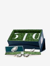 Cufflinks Philadelphia Eagles 3-pc. Gift Set