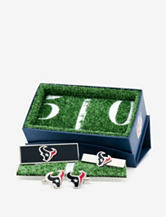 Cufflinks Houston Texans 3-pc. Gift Set