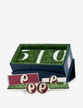 Cufflinks Washington Redskins 3-pc. Gift Set