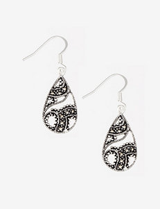 Marsala  Earrings Fine Jewelry