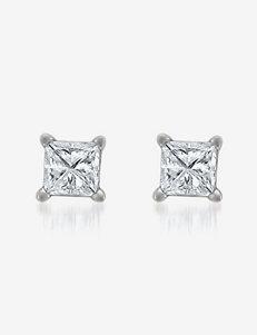 Studs Earrings Fine Jewelry