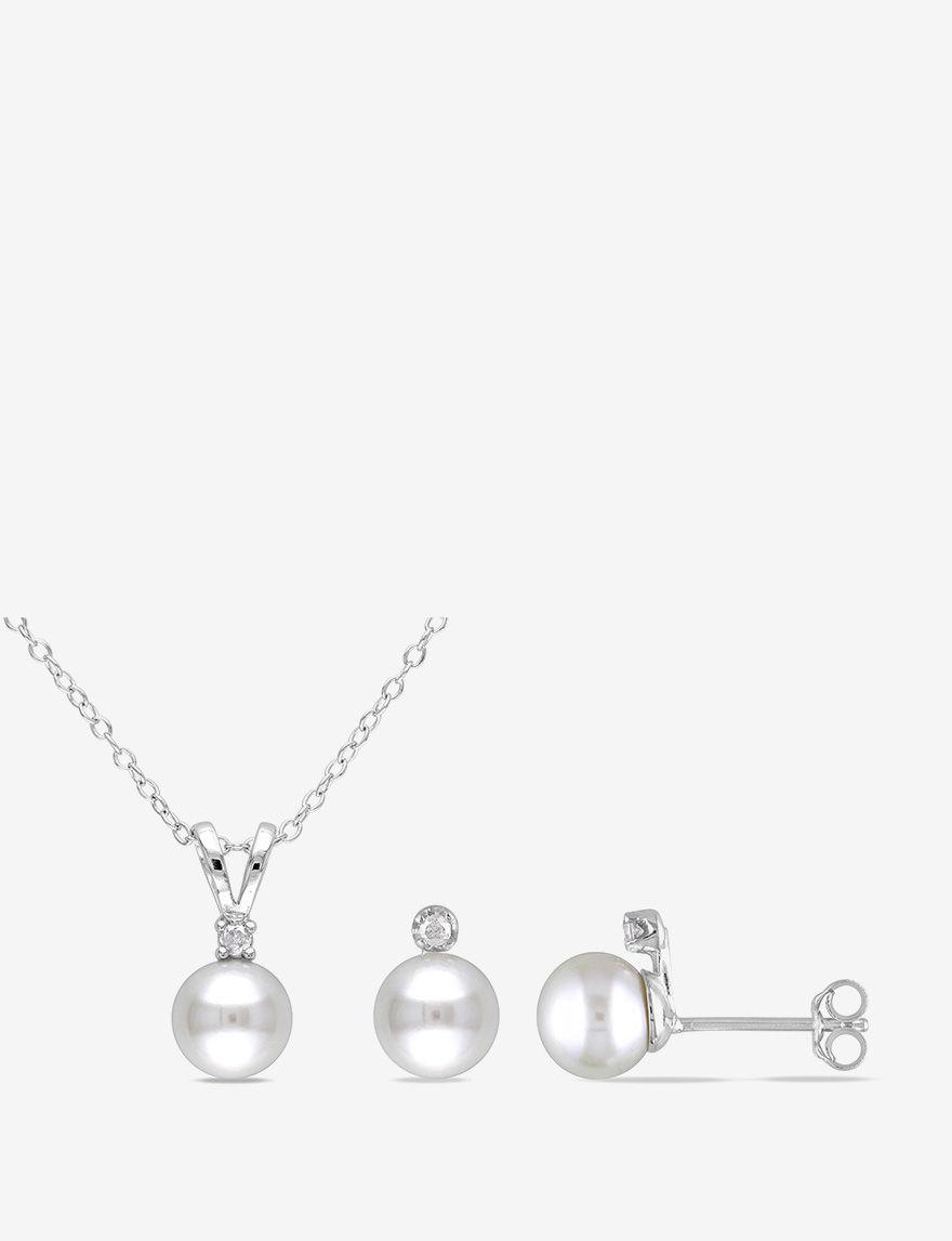 Michiko  Studs Fine Jewelry