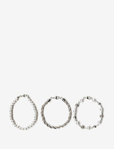 Tanya Silver Bracelets Fashion Jewelry