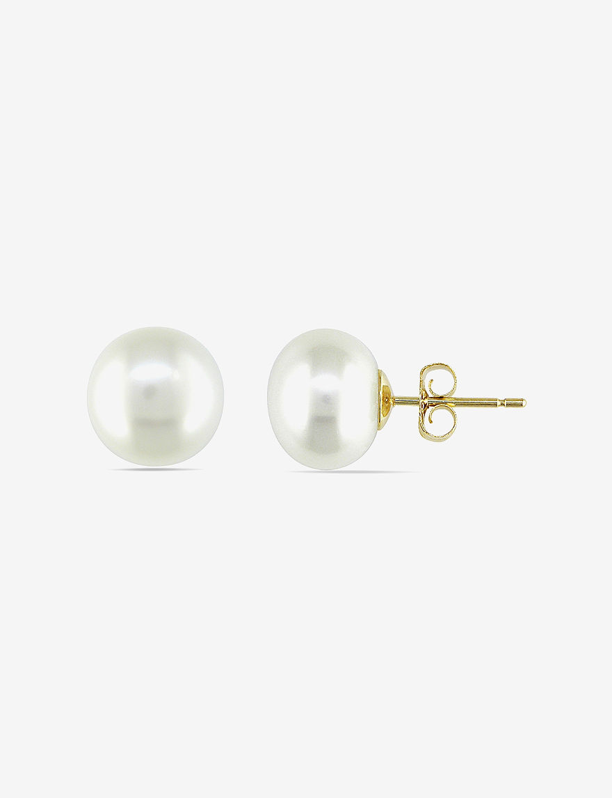 Michiko  Studs Earrings Fine Jewelry