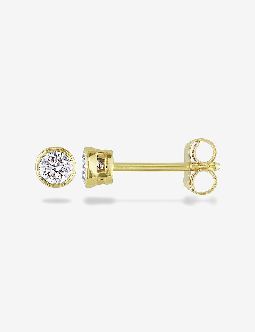 Concerto Diamonds  Studs Rings Fine Jewelry