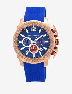 Vince Camuto Blue Fashion Watches