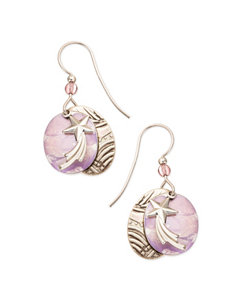 Silver Forest  Earrings Fashion Jewelry