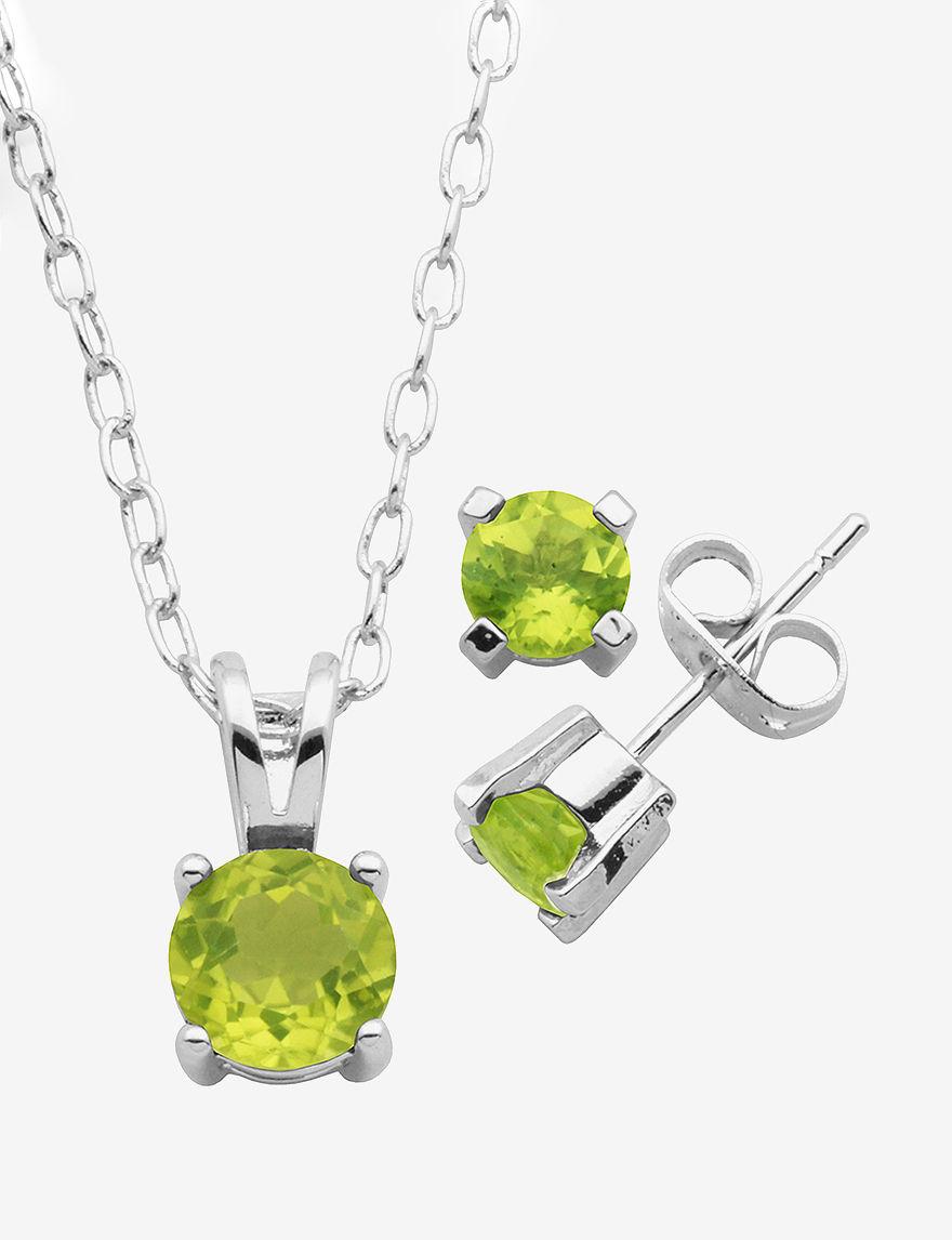 PAJ INC. SIlver Earrings Jewelry Sets Necklaces & Pendants Fine Jewelry