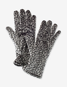 Cejon Cheetah Print Velvet Glove
