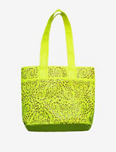 Olivia Miller Laser Cut Out Tote Bag