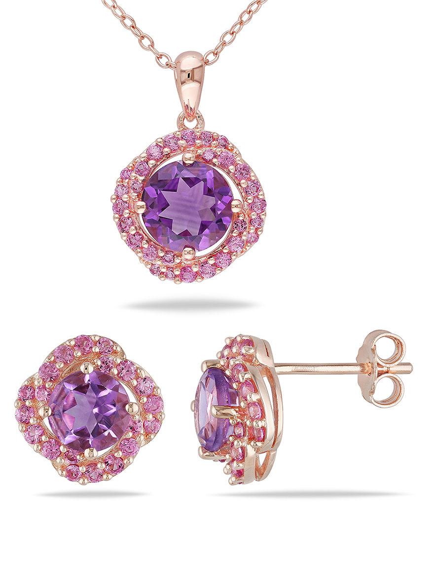 Sophia B  Earrings Jewelry Sets Necklaces & Pendants Fine Jewelry