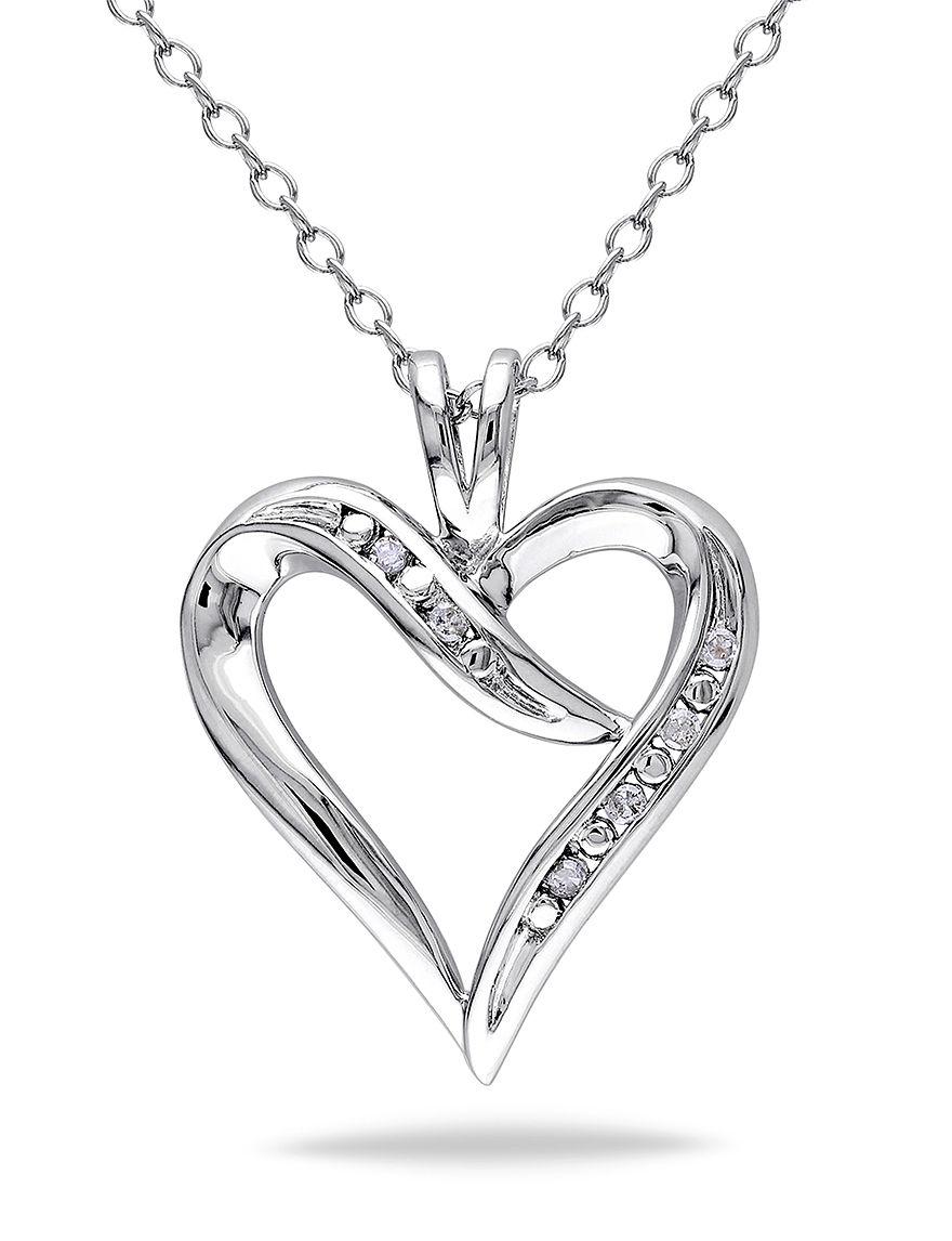 Concerto Diamonds  Necklaces & Pendants Fine Jewelry