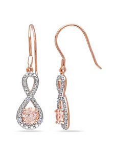 Blush Collection  Drops Earrings Fine Jewelry