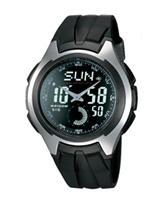 Casio Men's Black Digital Analog Classic Watch