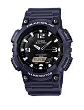 Casio Men's Navy Blue Multi-Function Sports Watch