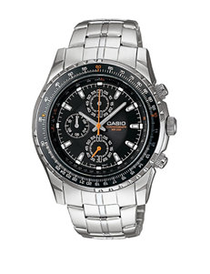 Casio SIlver Fashion Watches