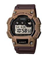 Casio Tonal Brown Digital Sports Watch – Men 's