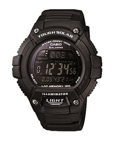 Casio Men's Black Digital Sports Watch