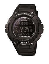 Casio Men's Black Digital Sports Watch