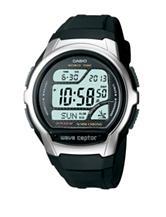 Casio Men's Black Wave Ceptor Digital Watch