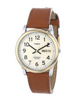 Timex Easy Reader Brown Analog Watch – Men's