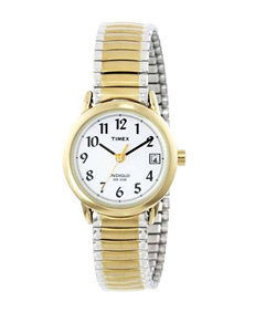 Timex Easy Reader Two-Tone Analog Watch – Ladies