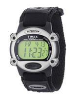 Timex Expedition Black Digital Watch – Men's