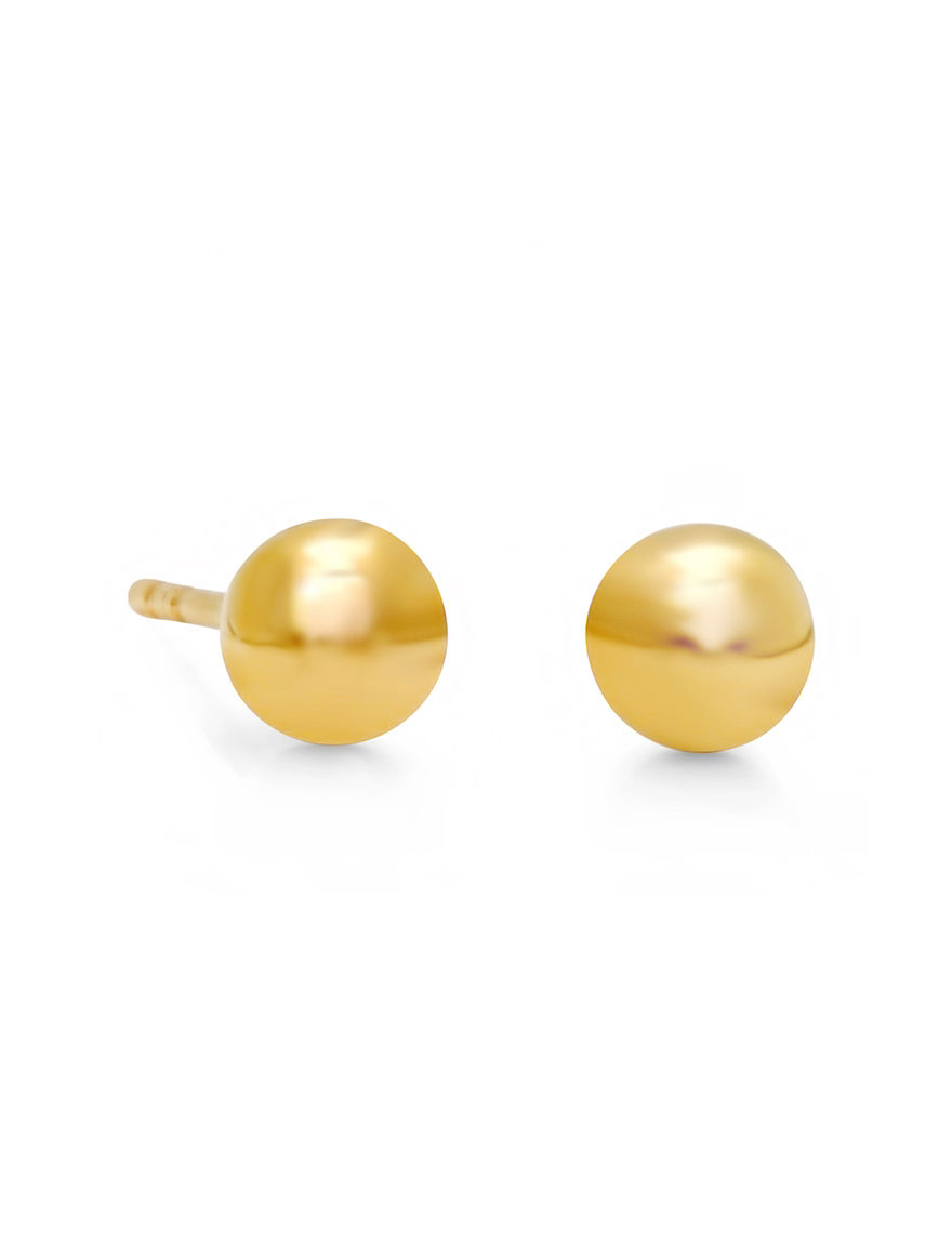 Max Color  Studs Earrings Fine Jewelry