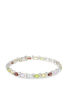 Max Color SIlver Bracelets Fine Jewelry