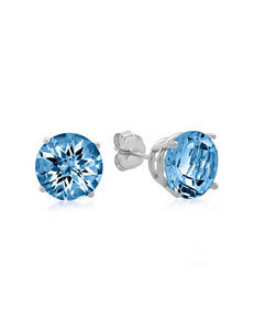Max Color White Gold Earrings Fine Jewelry