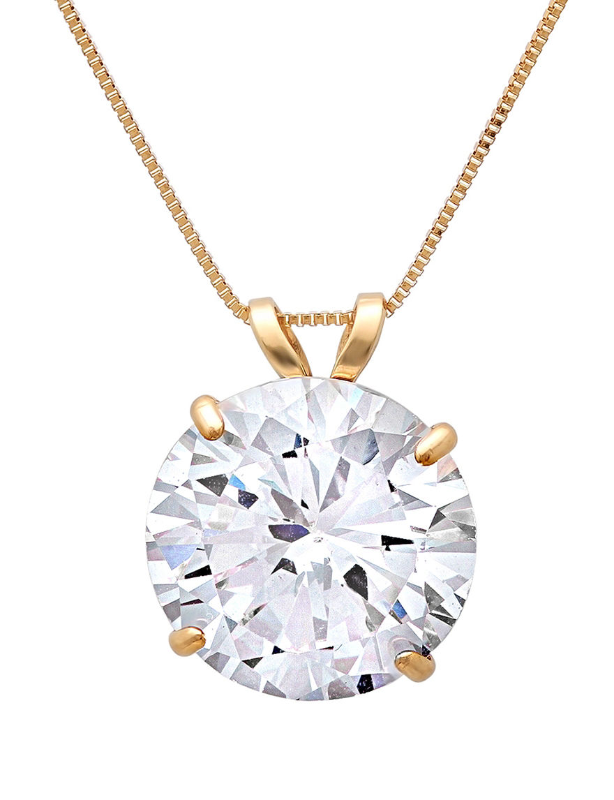 Max Color Gold Necklaces & Pendants Fine Jewelry