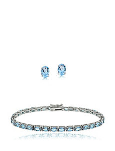 FMC  Studs Bracelets Earrings Jewelry Sets Fine Jewelry