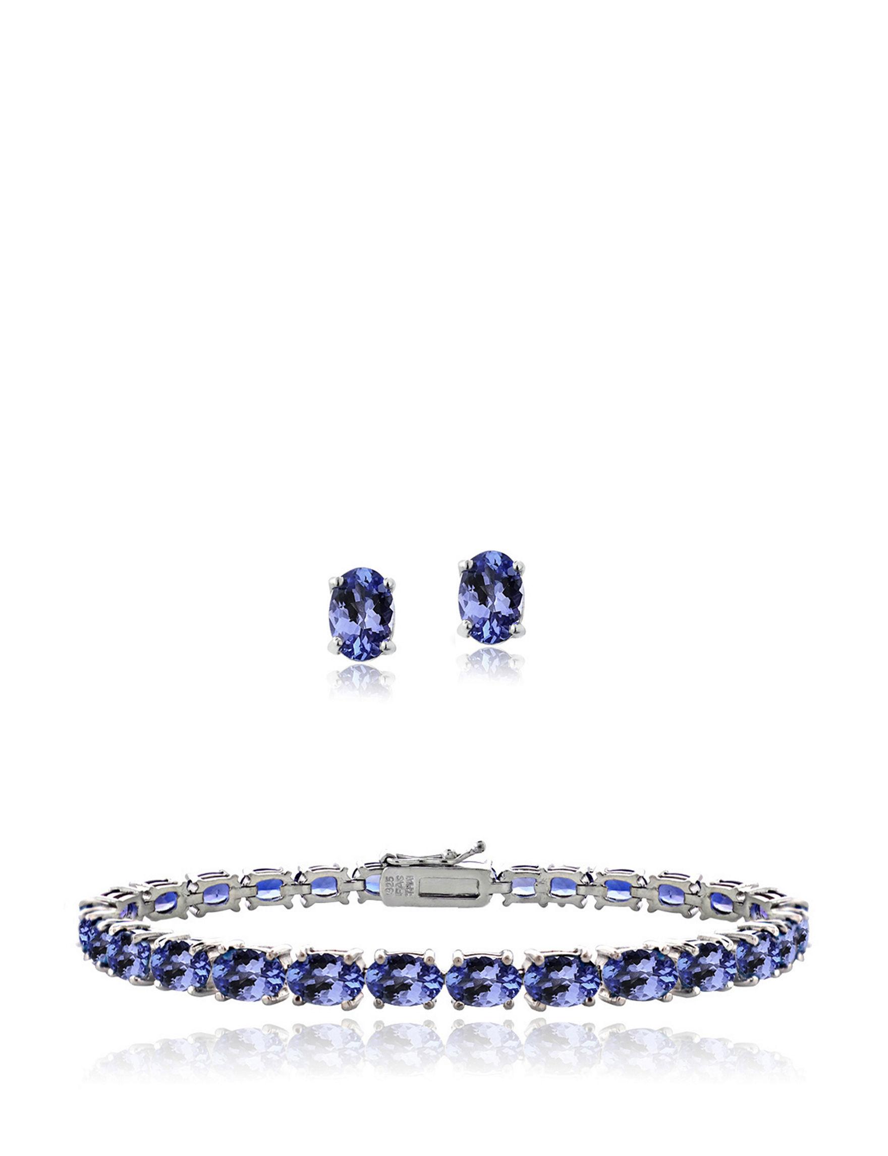FMC  Studs Bracelets Earrings Jewelry Sets Fine Jewelry