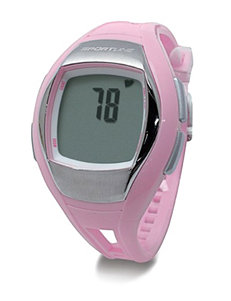 Sportline Pink Sport Watches Accessories Fitness Tech & Tracking
