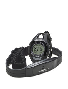 Sportline Men's Cardio Heart Rate Watch