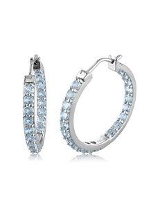 Sophia B  Hoops Earrings