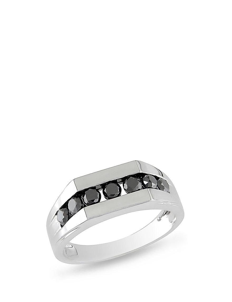 Moonlight Diamonds White Gold Rings Fine Jewelry