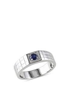 Sophia B Silver Rings
