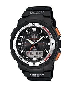Casio Outdoor Sensor Compass Watch – Men's