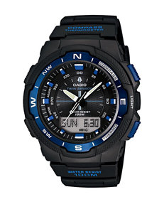 Casio Outdoor Sensor Compass Watch – Men's