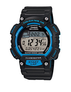 Casio Blue Sport Watches