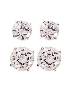 Kencraft Silver Earrings Fine Jewelry