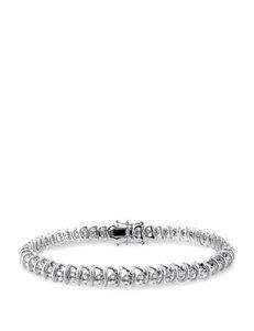 Concerto Diamonds Silver Bracelets