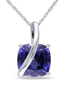 Sophia B White Gold Necklaces & Pendants Fine Jewelry