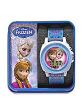 Disney Frozen Blue Elsa & Anna Musical Digital Watch