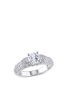 Sophia B Silver Rings Fine Jewelry