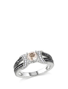 Blush Collection Silver Rings Fine Jewelry