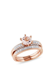 Blush Collection Rose Gold Rings Fine Jewelry