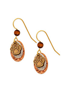 Silver Forest Multi Drops Earrings Fashion Jewelry