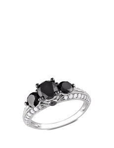 Moonlight Diamonds  Rings